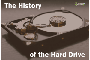 history of the hard drive