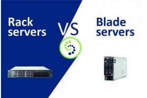 Rack vs Blade Servers