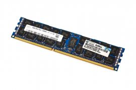 708641-B21 - 16Gb (1X16Gb) Dual Rank x4 pc3-14900R (DDR3-1866) Registered CAS-13 Kit