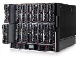 HPE C7000 Cluster + 16x BL460c Gen8 128GB 2x E5-2690v2, 10GBe
