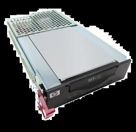 HP Storageworks Dat40 Dds-4 SCSI Hot-Plug Tape Drive; C7497-80004, C7497B