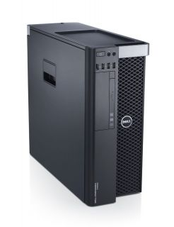 Dell Precision T3600 WorkStation, Intel Xeon E5-1603 2.80GHz, 8GB RAM, 1TB SATA, NVS300, DVD-RW, PSU