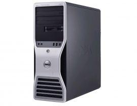 DELL T5500 Workstation - E5504 2Ghz Quad Core 6GB RAM 250GB SATA Quadro NVS290
