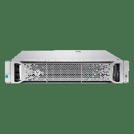 HP DL380 Gen9 2x E5-2620v3 6C @ 2.3GHz 128GB DDR4 P440ar/2GB FBWC RAID 2x 500W PSU, Rails, 2x 1.2TB 10K SAS 12G