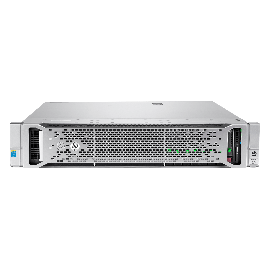 HP DL380 Gen9 2x E5-2690v3 12C @ 2.6GHz 64GB DDR4 P440ar/2GB FBWC RAID 2x 800W PSU, Rails, 2x 300GB 10K SAS 12G