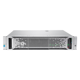 HP DL380 Gen9 2x E5-2650v3 10C @ 2.3GHz 64GB DDR4 P440ar/2GB FBWC RAID 2x 500W PSU, Rails, 2x 300GB 10K SAS 12G