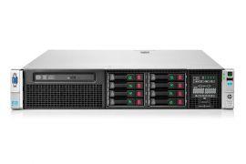 DL380p Gen8 (8SFF) 2x E5-2660v2 2.2GHz 10C, 128GB, 2x 460W PSU, P420i/1GB FBWC, 331FLR, Rails, 8x 600GB 10K SAS HDD
