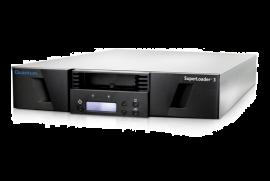 Quantum Super Loader 3 L700 , 1x LTO-4 HH Tape Drive, Eight Slots