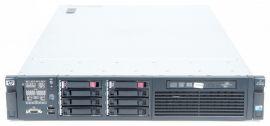 DL380 G6(8SFF) X5550 2.66ghz QC(2P), 32GB(8x4GB), 2x750W, P410, 2x146GB SAS