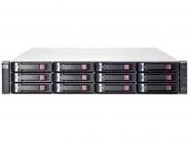 HP MSA2040 LFF SAN Storage Dual 10GBit iSCSI & 16GB FC 240TB 12G SAS HDD (24x 10TB SAS MDL HDD)