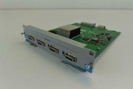 J8708A / J8707-69101 - HP ProCurve 4-port 10-GbE CX4 Module