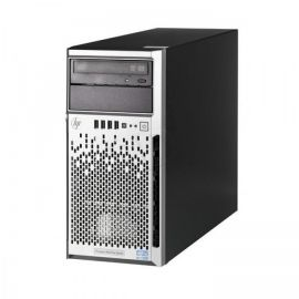 HP Proliant ML310e Gen8 (4LFF), 1x Intel Xeon E3-1270V2 3.50Ghz/8MB, 8GB DDR3, 2x 500GB SATA HDD, 1x PSU