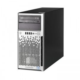 Proliant ML310e Gen8v2, 1x Intel Xeon E3-1220v3 3.10Ghz, 8Gb, 2x 500Gb 3.5'' Sata HDD, 1x DVD-Rom, 1x 350W PSU