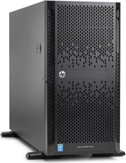 HP ML350 Gen9 2x E5-2620v3 6C @ 2.3GHz 64GB DDR4 P440ar/2GB FBWC RAID 2x 500W PSU, Rails, 2x 300GB 15K SAS 12G