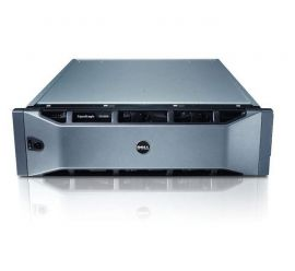 Dell EqualLogic PS4000X 4.8TB 1GbE iSCSI SAN Array 16x 300GB 15K Hard Drives