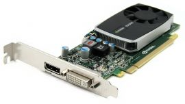NVIDIA Quadro 600 1GB GDDR3 PCI-e graphics card