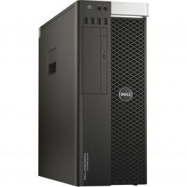 T5810, 1 X E5-1620V3 3.50GHz, 16GB DDR4, 500GB SSD + 1TB HDD, QUADRO K2200 GPU