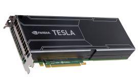 Nvidia Tesla K10 8GB 256-bit GDDR5 DUAL GPU Accelerator - Airflow towards the bracket