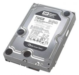 "Western Digital Caviar Black WD7502AAEX 750GB 7.2K SATA 3.5""HDD"