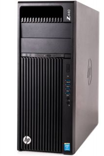 "HP Z440 Workstation E5-1620v3 3.5GHz Quad Core, 16GB DDR4, 1TB 3.5"" SATA, Nvidia NVS 315 Graphics Card"