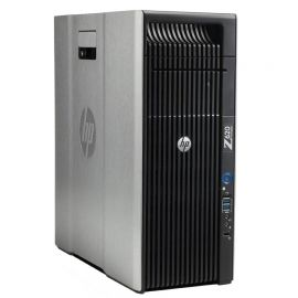 HP Z620 v2 Workstation 2x E5-2660 v2 20 Cores 2.2GHz 64GB 1TB SSD Quadro NVS310