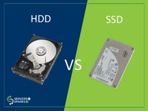 HDDs vs SSDs