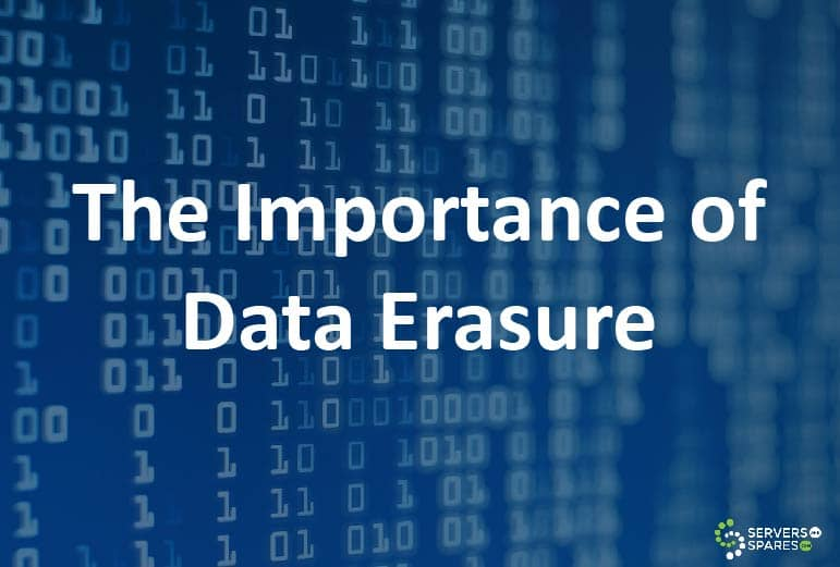 The Importance of Data Erasure